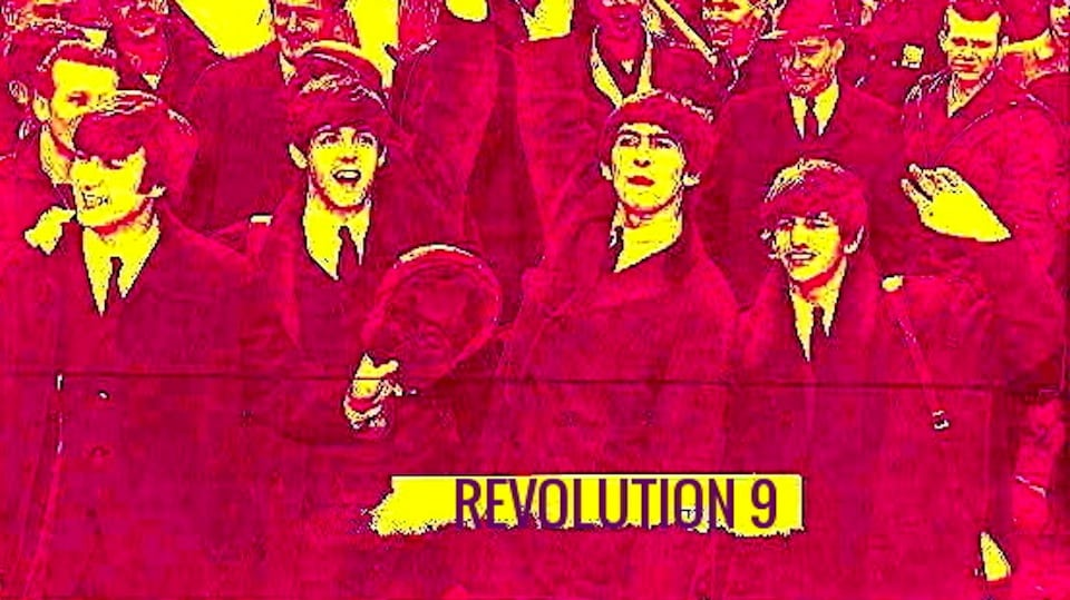 Revolution 9 Poster