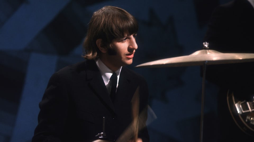 Thats Not Ringo On The Drums Culturesonar