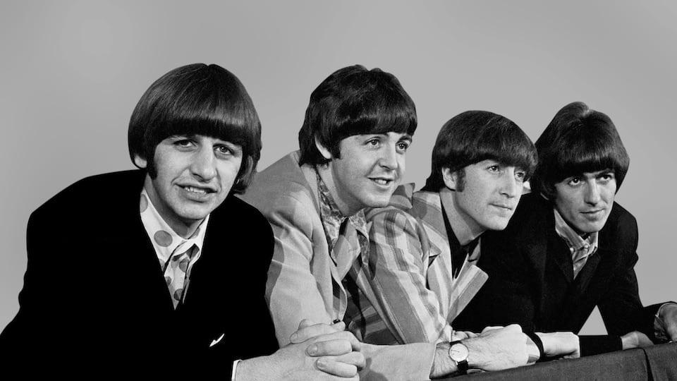 Beatles Beach Boys