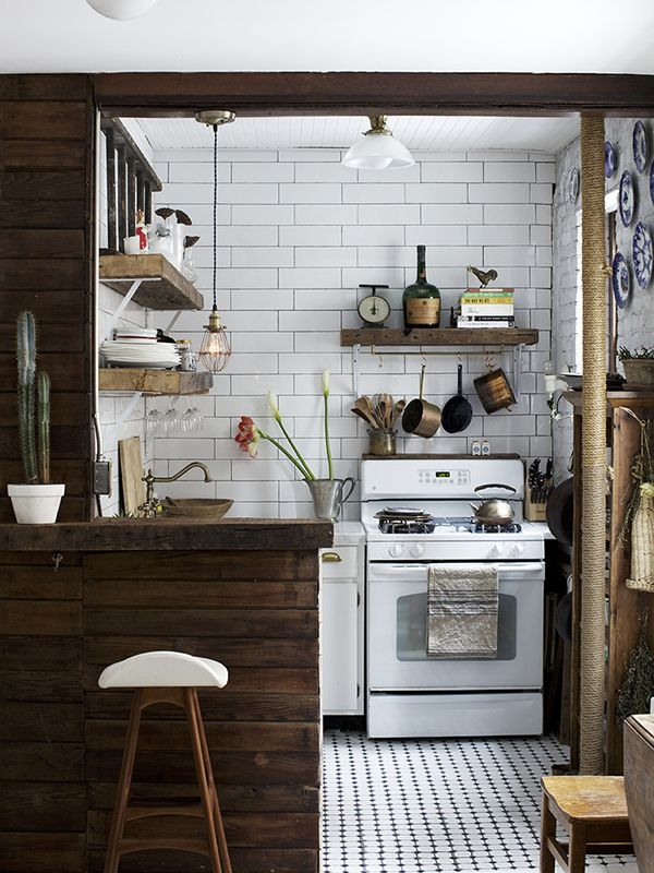 5 Space Saving Ideas For A Small Kitchen on Small Space Small Kitchen Ideas  id=43308