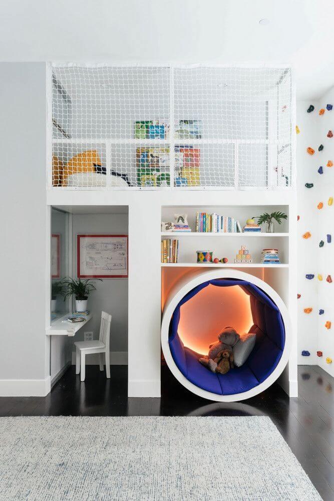 10 Creative Kids Bedroom Ideas on Room Ideas For Small Rooms  id=23956