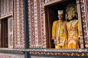Wedding Costume Play