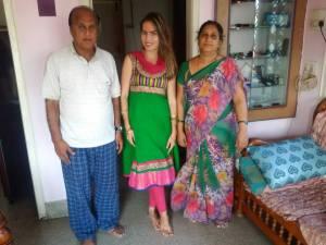 host indian family