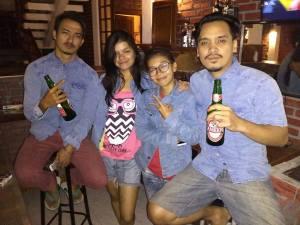 locals in Indonesia