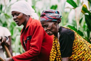 humanity unified international with rwandan women