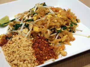 exploring dining etiquette: noodles