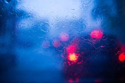 rain as part of los angeles culture