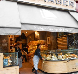 CheeseShop: moveable feast