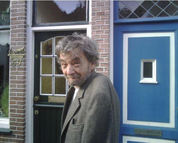 (Ken during our visit in Alkmaar) special friendships