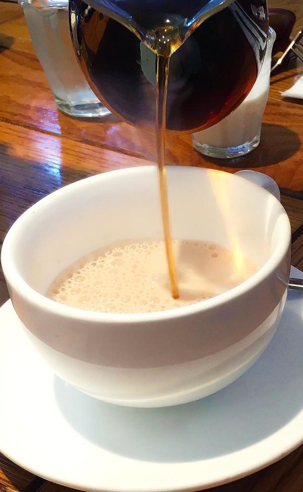 PouredCoffee international coffee