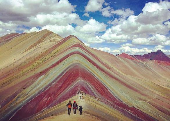 getting local in Peru