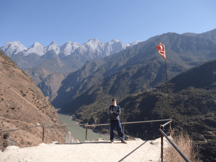 Upper Trail Hike, Yunnan, China lifestyle of travel