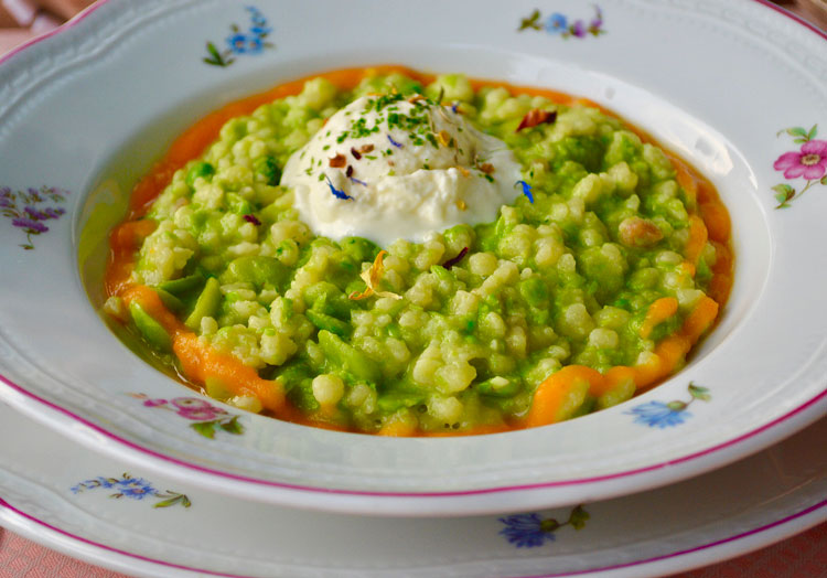 Fabulous food: Risotto750