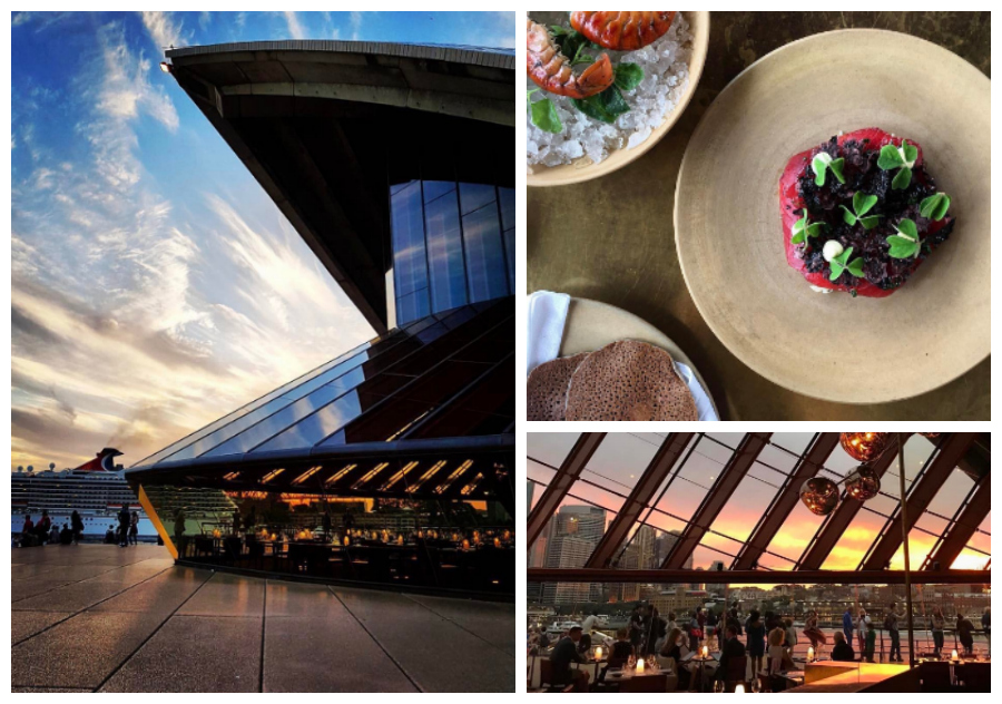 bennelong waterfront restaurant