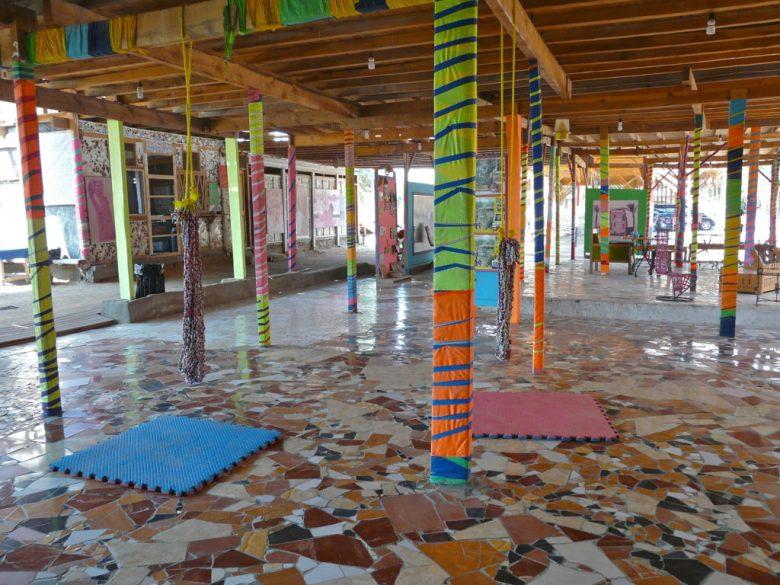 Fagnoon Art Center near Cairo, Egypt
