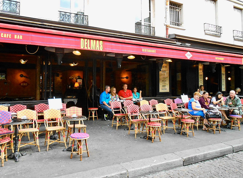 themed travel: food in Paris