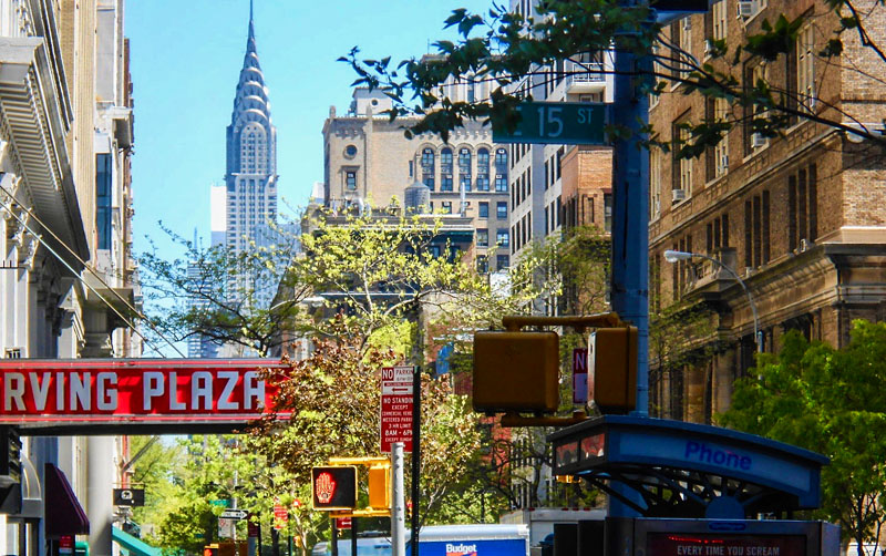themed travel: food in NYC