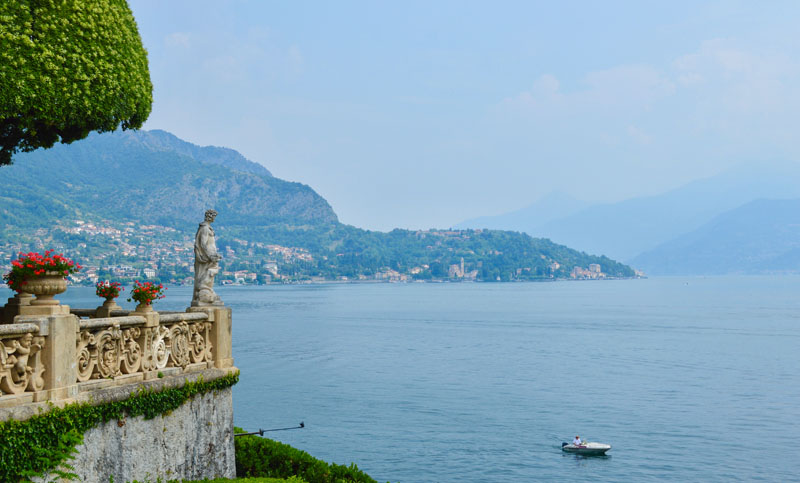 themed travel: Lake Como