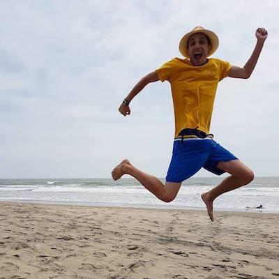 Steven from TravelToBlank