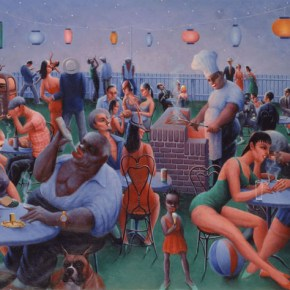 Art & Antiques: An Overdue Look at Archibald Motley, Modernist 'Mix Master'