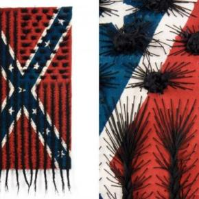 A Tale of Two Flags: Sonya Clark at Virginia Museum of Fine Arts