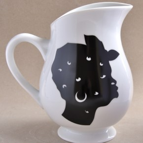 Kara Walker Pitcher Elicits a Difference of Opinion