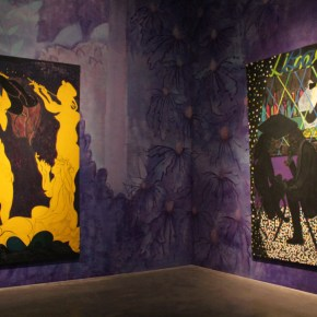 Chris Ofili Presents His Greatest Hits at New Museum
