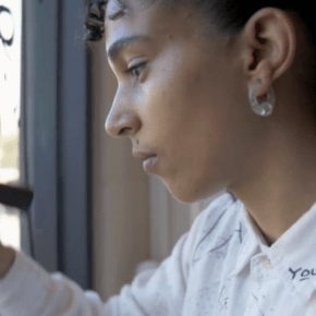 Shantell Martin is Drawing on Kelly Wearstler Products