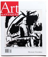 art & antiques oct 2014 cover