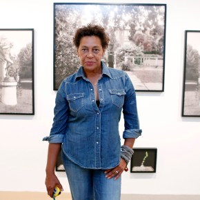 For Carrie Mae Weems, Guggenheim Honor Caps Banner Year