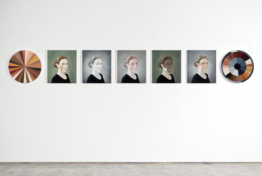 Polvo Portraits I (China Series) poliptico