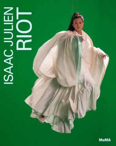 isaac julien - riot cover