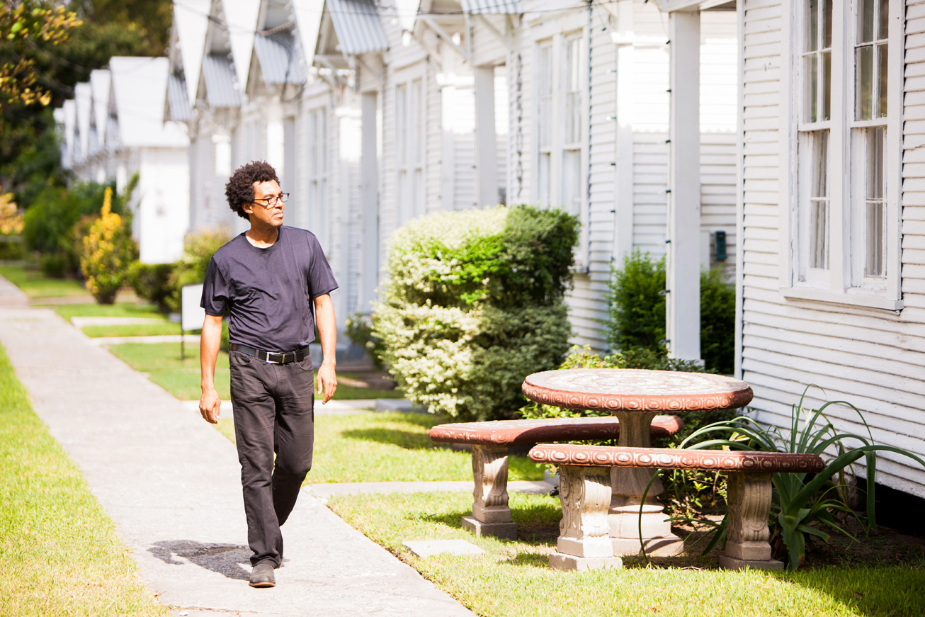 SEPTEMBER | Rick Lowe, founder of Project Row Houses in Houston, wins MacArthur Fellowship.