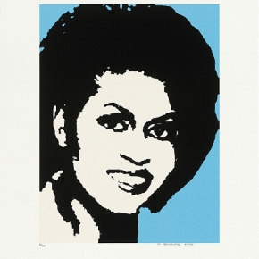 Mickalene Thomas Envisions First Lady Michelle Obama