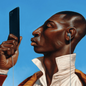 Kadir Nelson Interprets New Yorker Icon for Magazine's 90th Anniversary