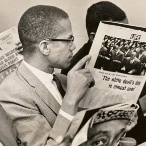 Assassinated 50 Years Ago, Malcolm X's Powerful Image and Message Still Resonate