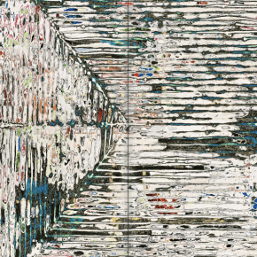 Mark Bradford's 'Smear' Sells for Record $4.3 Million at Sotheby's