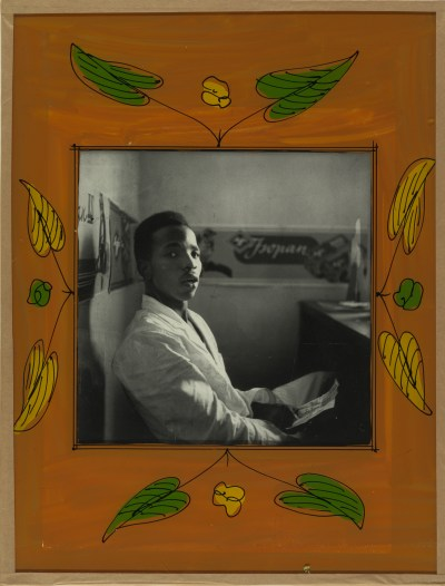 7. Self-Portrait_Malick Sidibé