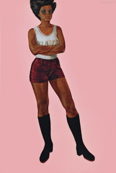 Barkley Hendricks U-5540-2009
