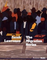 jacob lawrence - migration series - book cover