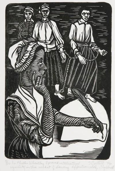 431880 Catlett - Phyllis Wheatley - 1946