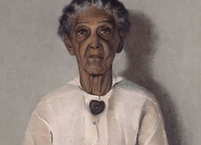 Archibald Motley's Favorite Painting, a Portrait of His Grandmother, Has Entered the Collection of the National Gallery of Art