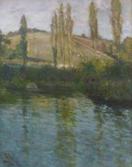Henry O Tanner - Port Aven - 1894