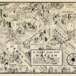 Yale's Beinecke Library Buys $100,000 Map of Prohibition-Era Harlem