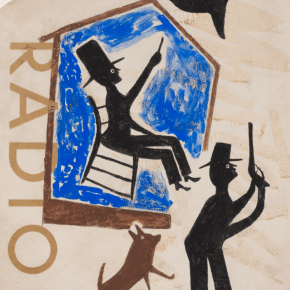 The Smithsonian is Mounting a Bill Traylor Retrospective, the First Major Exhibition Devoted to an Artist Born a Slave