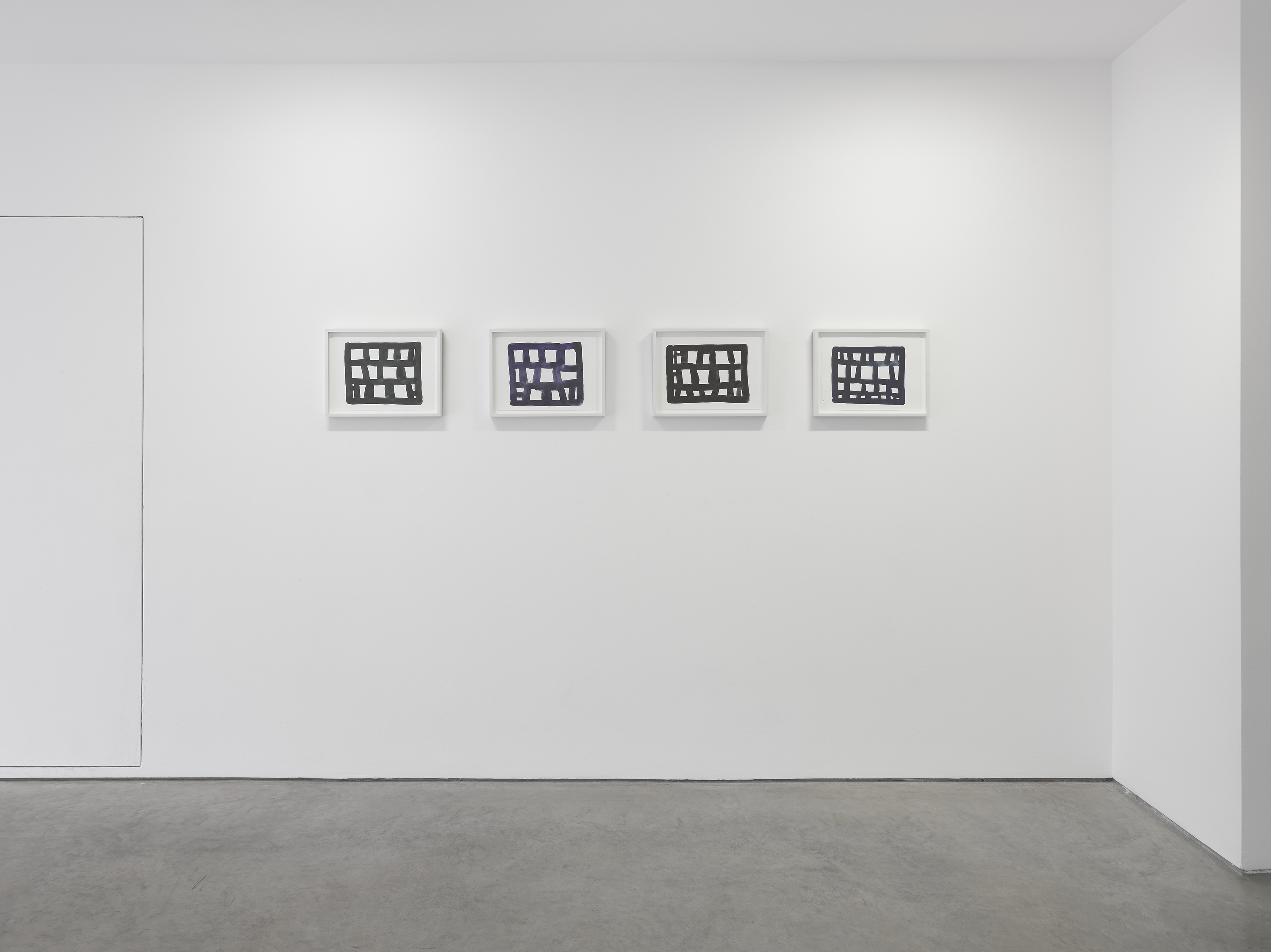 Stanley Whitney: Radical Times; Installation view @ Lisson Gallery, 2016