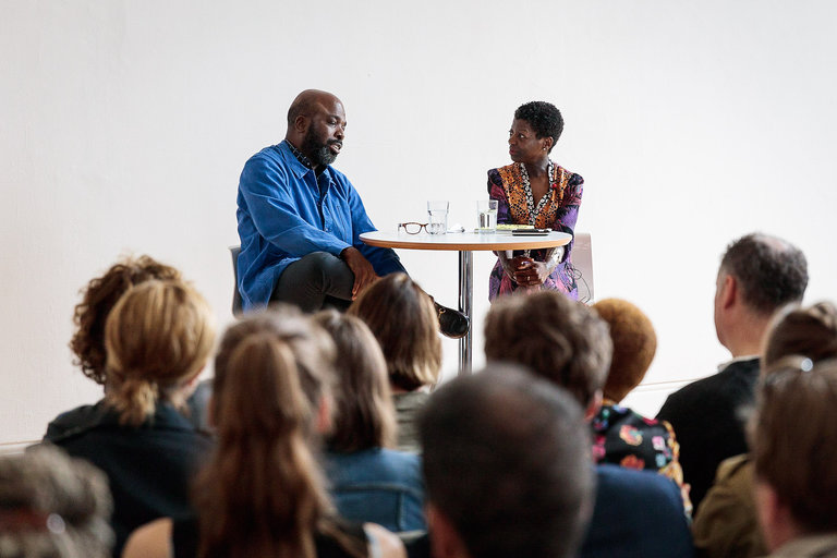 Duro Olowu - Thelma Golden - Camden Arts Centre