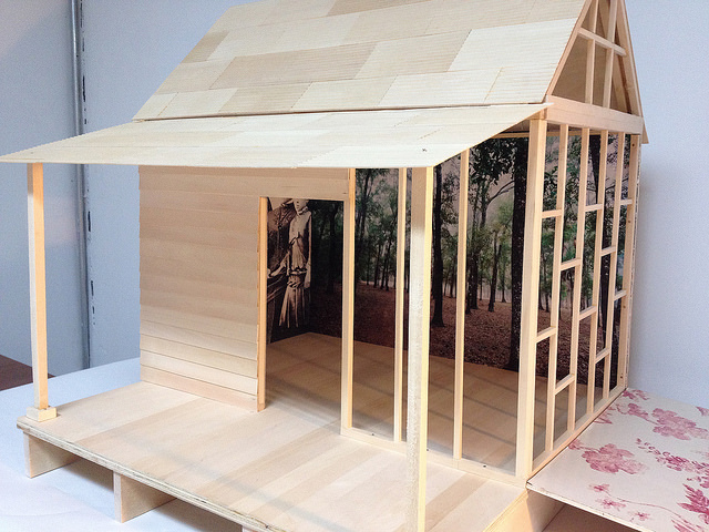 FO WILSON's Peculiar Cabinet - model