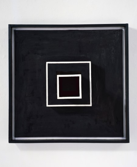 Lewitt-Wall Structure Black