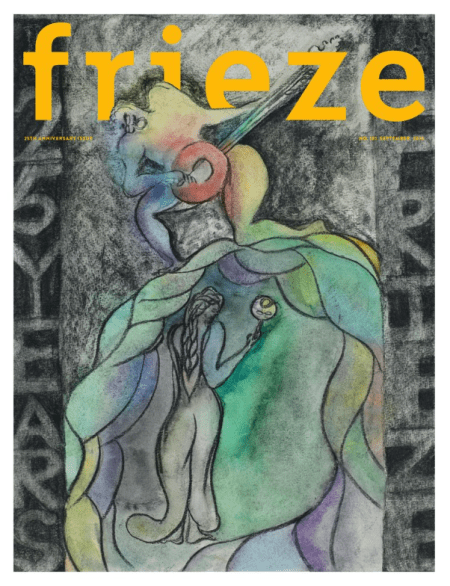 Frieze - Sept 2016 - CHRIS OFILI